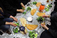 نحوه و نرخ غذای دانشجویی در ماه رمضان